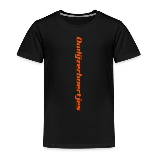 TP 138 TeamKrik Oudijzerboertjes3 - Kinderen Premium T-shirt
