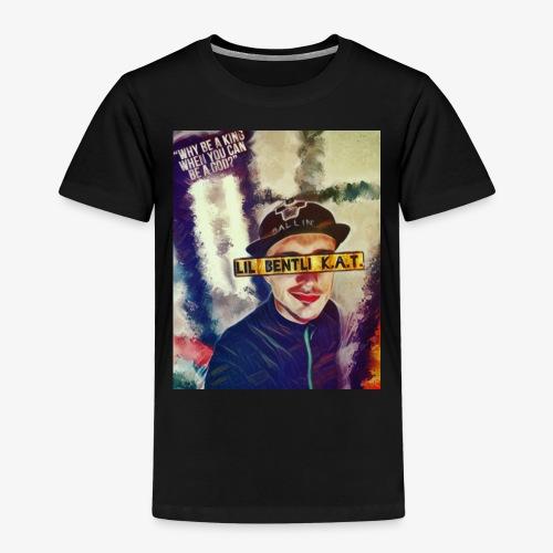 LiL BENTLi K.A.T. - Børne premium T-shirt