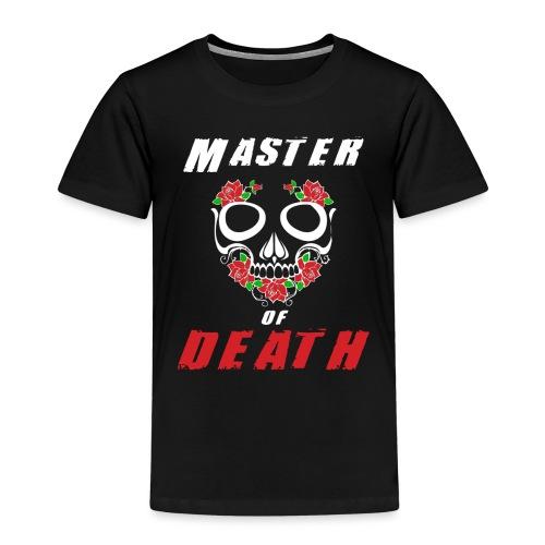 Master of death - white - Koszulka dziecięca Premium