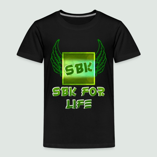 SBK For life - Kinderen Premium T-shirt