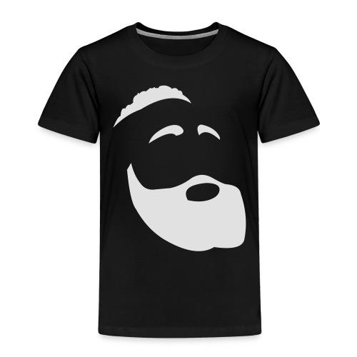 The Beard - Maglietta Premium per bambini