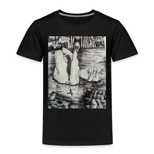 Jumuia Ö - Premium-T-shirt barn