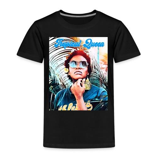 Tropical Queen - T-shirt Premium Enfant