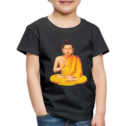 Buddha Collection - Kinder Premium T-Shirt