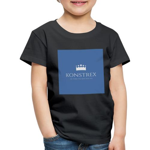 konstrex - Børne premium T-shirt