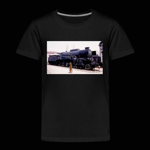 Dampflok BBÖ 33 - Kinder Premium T-Shirt