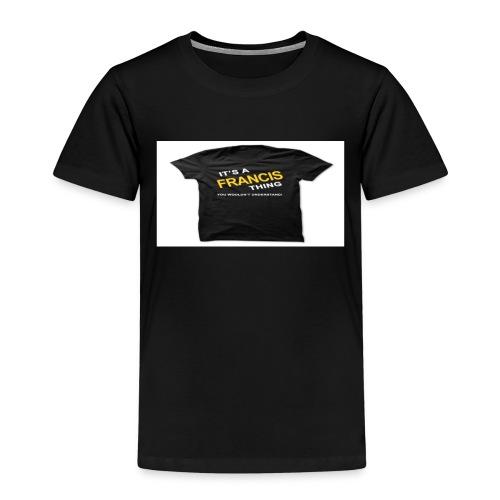 2213E5D5 CE38 40E2 8843 3DC3C7AC61B9 - Kids' Premium T-Shirt