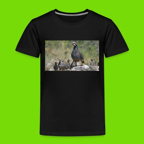 perdiz - Camiseta premium niño