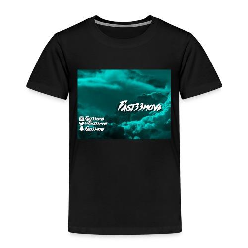 Fast33move - Premium-T-shirt barn
