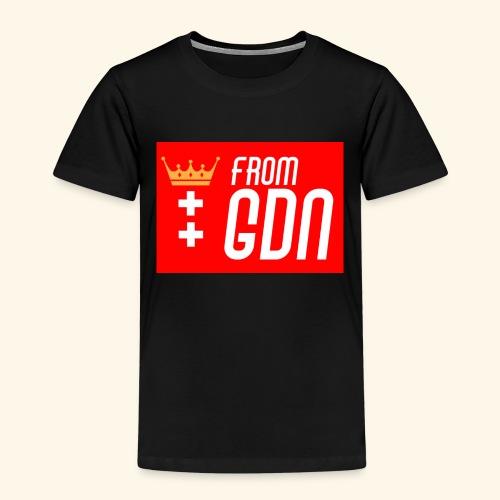 #fromGDN - Koszulka dziecięca Premium