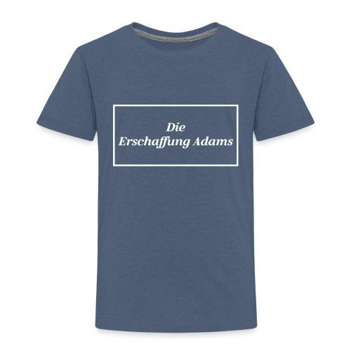 Die Erschaffung Adams - Kinder Premium T-Shirt