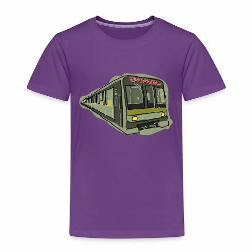 Urban convoy - Maglietta Premium per bambini