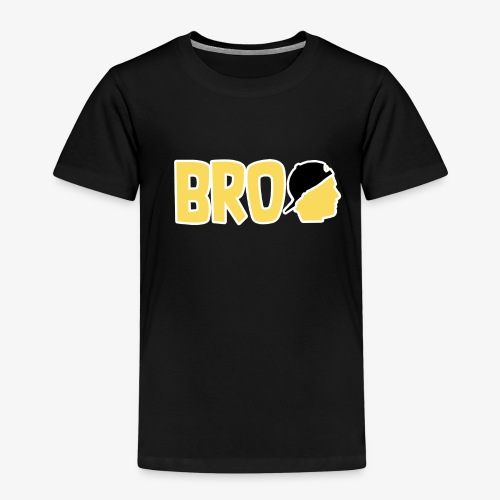 BRO - Børne premium T-shirt