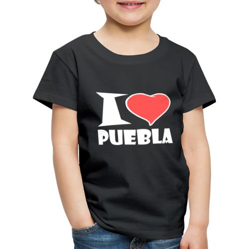 I love Puebla - Kinder Premium T-Shirt