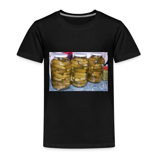 reteta muraturi castraveti 01 jpg - Kids' Premium T-Shirt