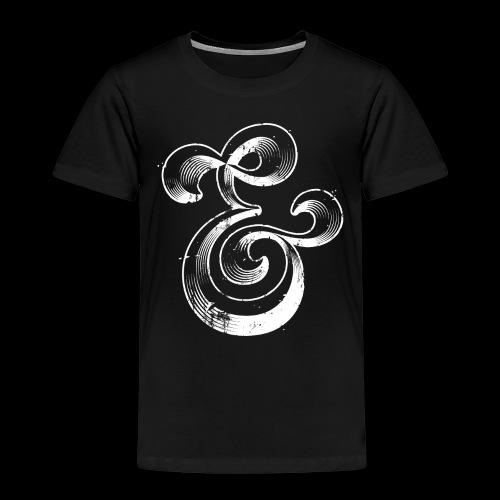 Esperluette - T-shirt Premium Enfant
