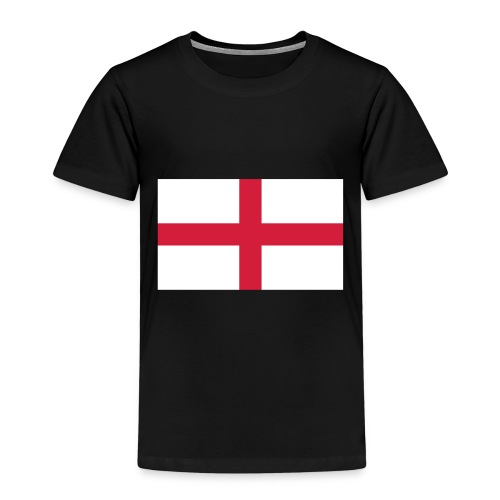 Bandera de Inglaterra / Color personalizable - Kids' Premium T-Shirt
