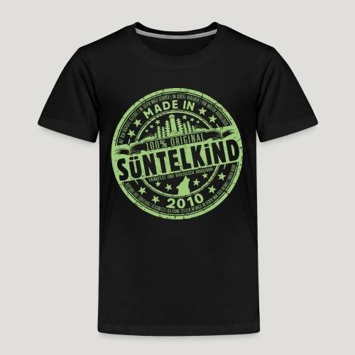 SÜNTELKIND 2010 - Das Süntel Shirt mit Süntelturm - Kinder Premium T-Shirt