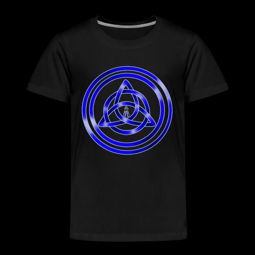 Awen Triqueta - Kids' Premium T-Shirt