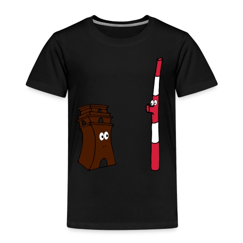 s2 - Kinder Premium T-Shirt