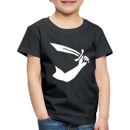 Thomas Tew Flag - T-shirt Premium Enfant