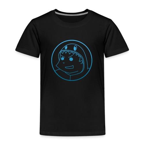 Big-logo-Blue2 - Kids' Premium T-Shirt