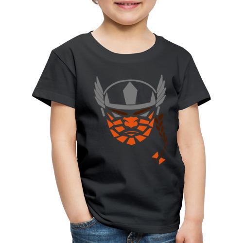 vrouwviking - Kinderen Premium T-shirt