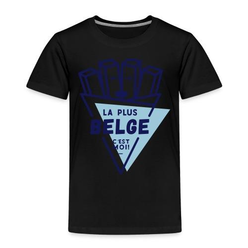La+Belge - T-shirt Premium Enfant