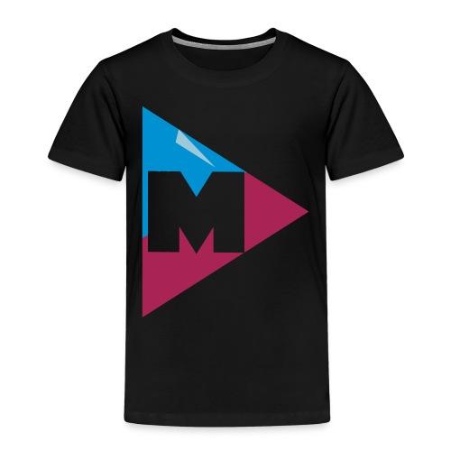 magnus logo 5 - Børne premium T-shirt