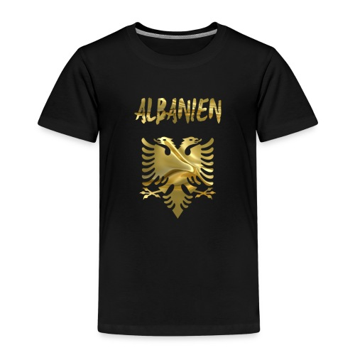 Albanien - Kinder Premium T-Shirt