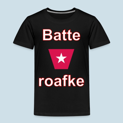 Batteraofke w1 tp vert w - Kinderen Premium T-shirt