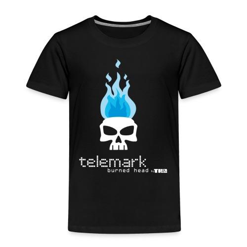 T burnheadBlue 1 - T-shirt Premium Enfant