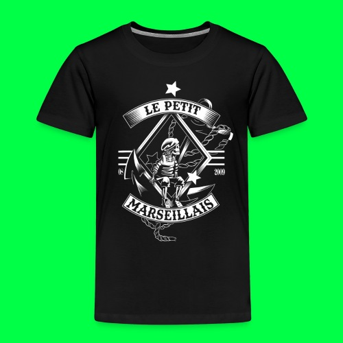 le petit marseillais - T-shirt Premium Enfant