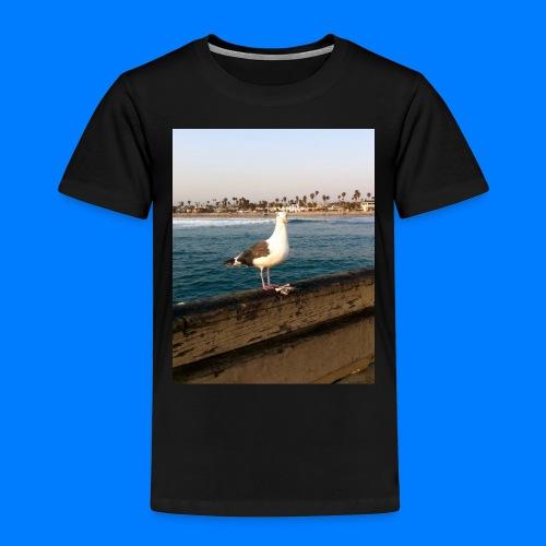 Gabbiano LA - Maglietta Premium per bambini