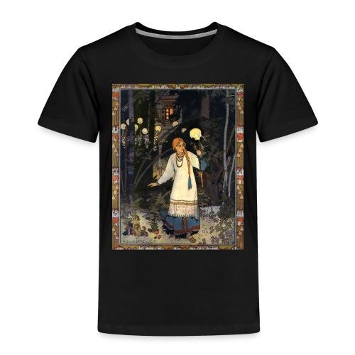 VasilisaVivid Retro - Vasilisa - Kinder Premium T-Shirt