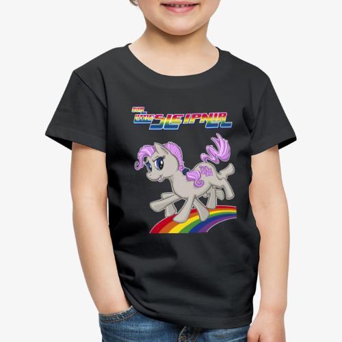Sleipnir - Premium-T-shirt barn