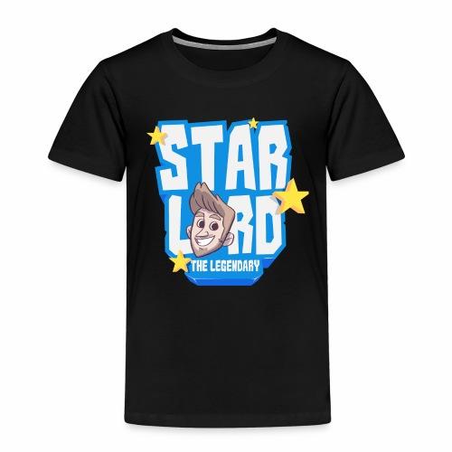 Blue Tee Logo - Kids' Premium T-Shirt