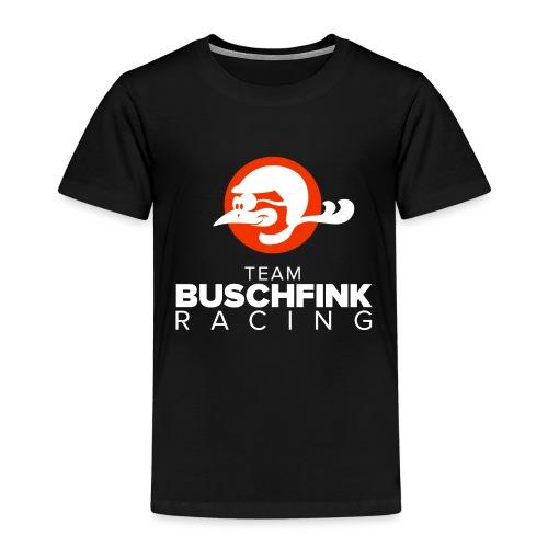Team Buschfink Logo On Dark - Kids' Premium T-Shirt