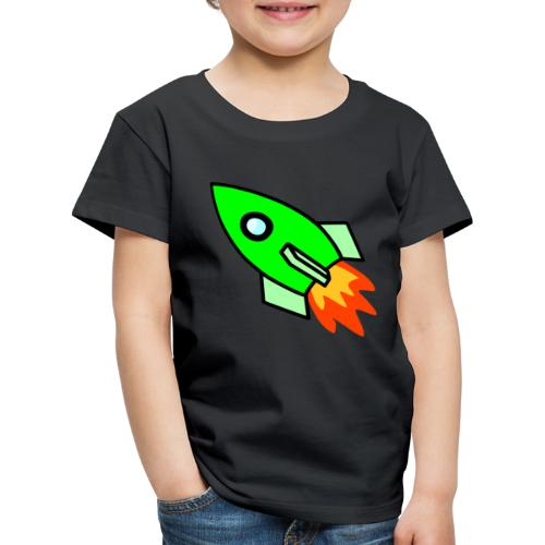 neon green - Kids' Premium T-Shirt