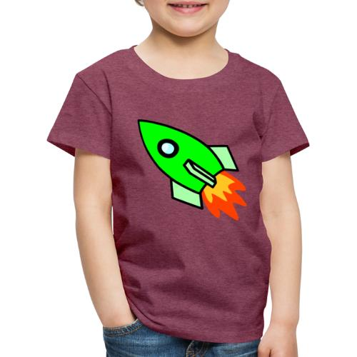 neon green - Kids' Premium T-Shirt