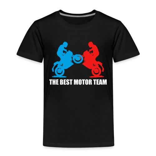Najlepszy zespół motocyklistów - Koszulka dziecięca Premium
