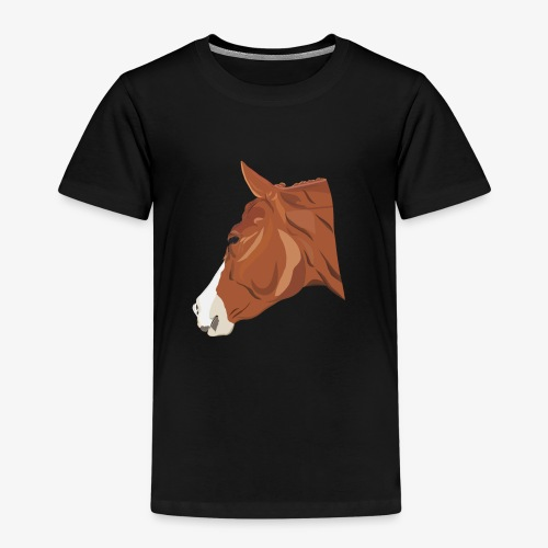 Quarter Horse - Kinder Premium T-Shirt