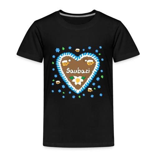 Saubazi - Oktoberfest Wiesn Bayern - Kinder Premium T-Shirt
