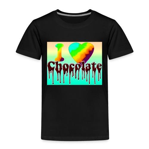 ILOVCHOCO2 copie - T-shirt Premium Enfant
