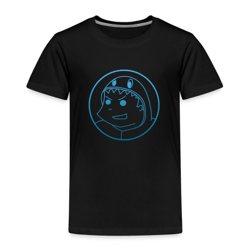 Big-logo-Blue2 - Kids' Premium T-Shirt