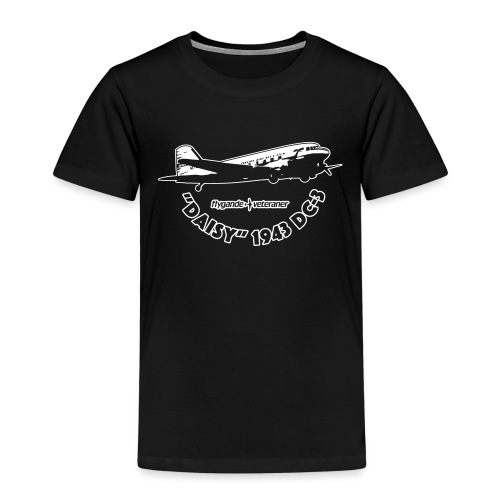 Daisy Liftoff 2 - Premium-T-shirt barn