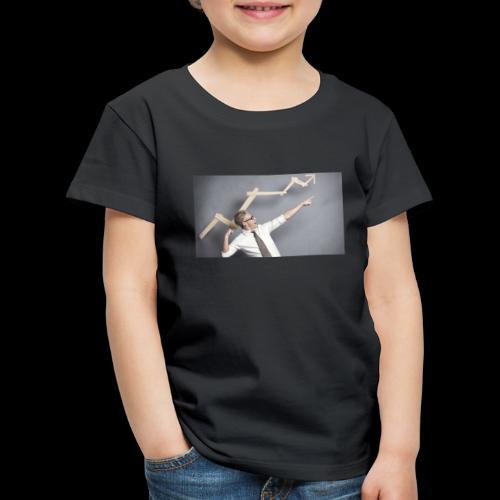 Erfolgreich - Kinder Premium T-Shirt