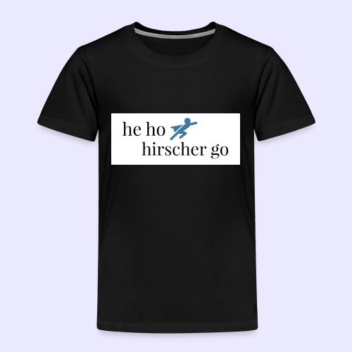 he ho hirscher go - Kinder Premium T-Shirt