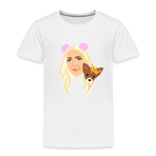 Yumi Troja - Premium-T-shirt barn