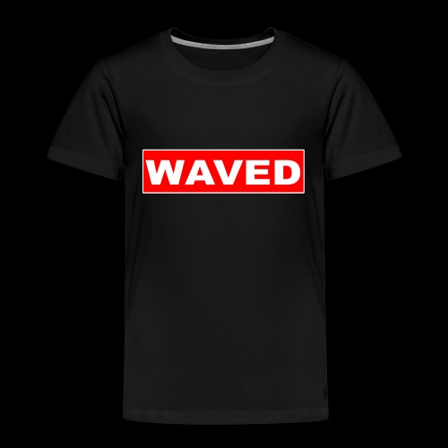 WAVED BOGO - Kids' Premium T-Shirt